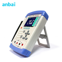 Handheld AC Milliohm Meter Battery Tester for Laptop Battery,AC Resistance Meter and Battery Internal Resistance Tester AT528