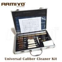 ARMIYO UCCK Uniwersalny Polowanie Akcesoria Do Czyszczenia Cleaner Kit zestaw Karabin Kalibru