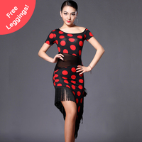 2016 Latin Dance Dress Women Regata Feminina Ballroom Dress Flamenco Dresses Salsa Dance Dresses Vestido De