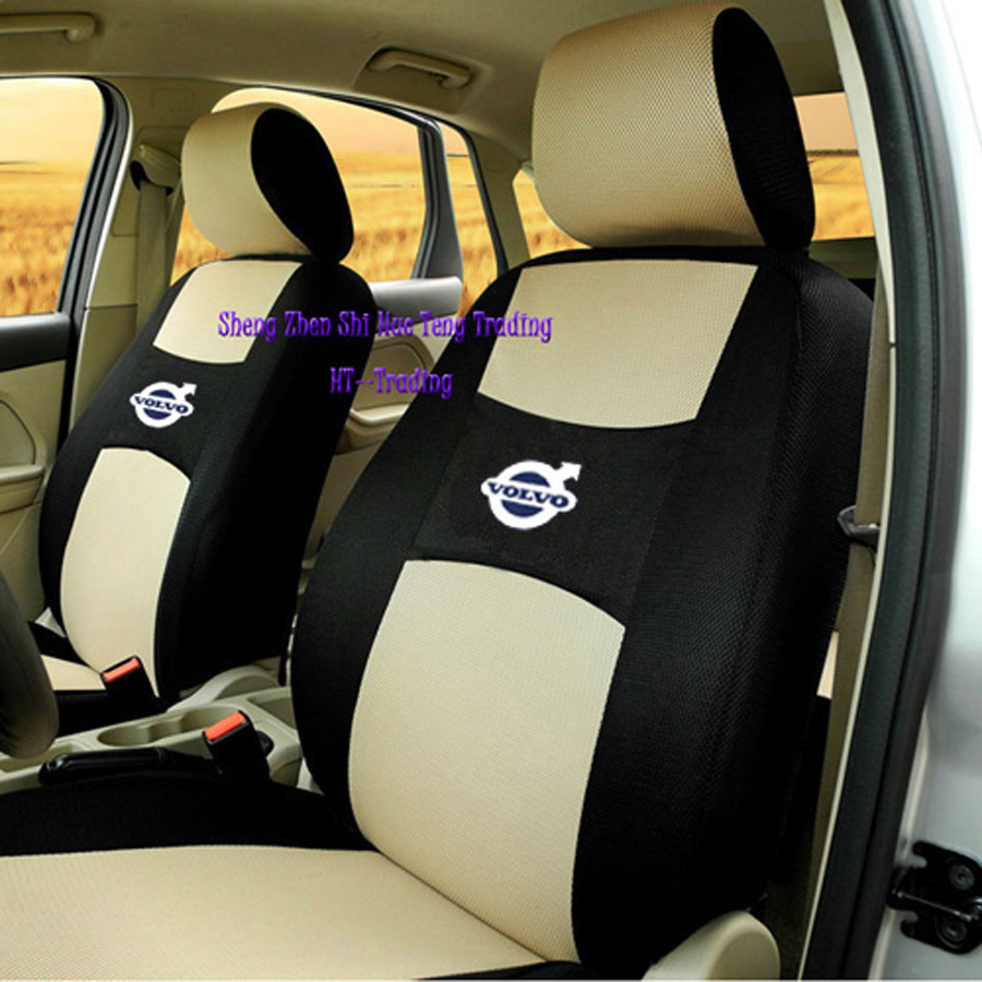 Car Covers For All VOLVO S40XC60 2 Front Car Seat Cover