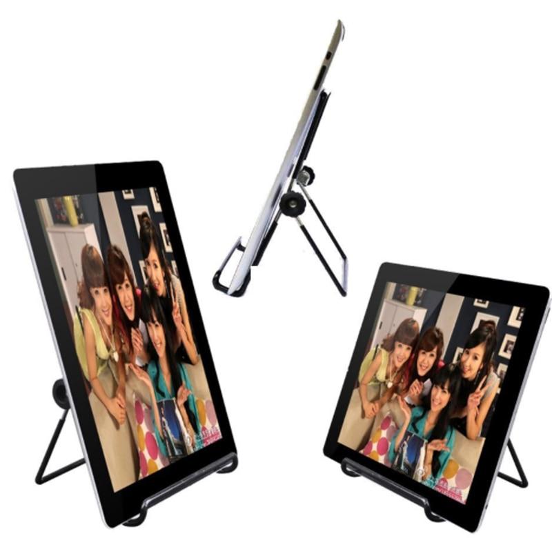 ULIFART BLACK Metall-Universal-Tablet-Desktop-Ständer Einfacher - Tablet-Zubehör