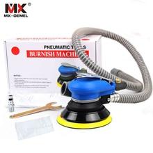 MX-DEMEL 5 Inch Random Orbital Air For Palm Sander & Car Polisher Vacuum Cleaner Set Tool 5inch Polishing Machine Powewr Tools