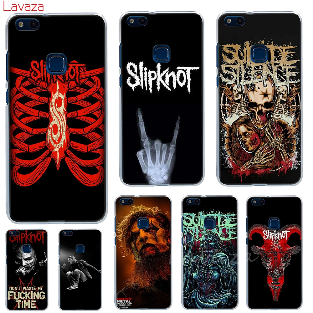 Lavaza Slipknot Hard Case for Huawei Mate 10 20 Lite Pro for <font><b>Honor</b></font> 6C 7A Pro 8 9 10 Lite 6A <font><b>7X</b></font> 7C 8X Play Cover image