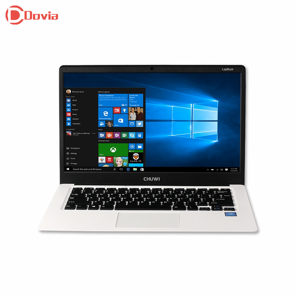CHUWI LapBook 14 1 inch FHD Screen Notebook Intel Apollo Lake Celeron N3450 Quad Core Windows