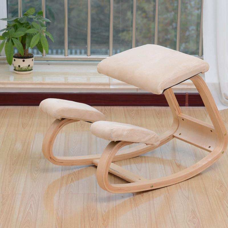 Original Ergonomic Kneeling Chair Stool Home Office Furniture