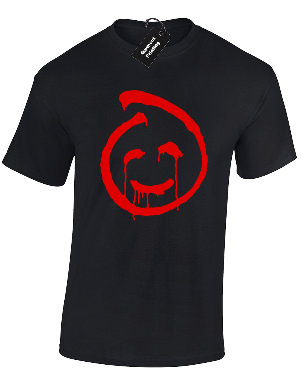 <font><b>THE</b></font> MENTALIST RED JOHN MENS T SHIRT FBI PSYCHIC <font><b>CULT</b></font> SLOGAN HORROR NOVELTY TEE Cool Casual pride t shirt men Unisex New <font><b>tshirt</b></font> image