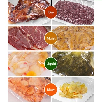 Best Vacuum Sealer Machine Automatic Electric Inflatable Commercial Household Food Vaccum Packing Sealing Kitchen Appliance 8