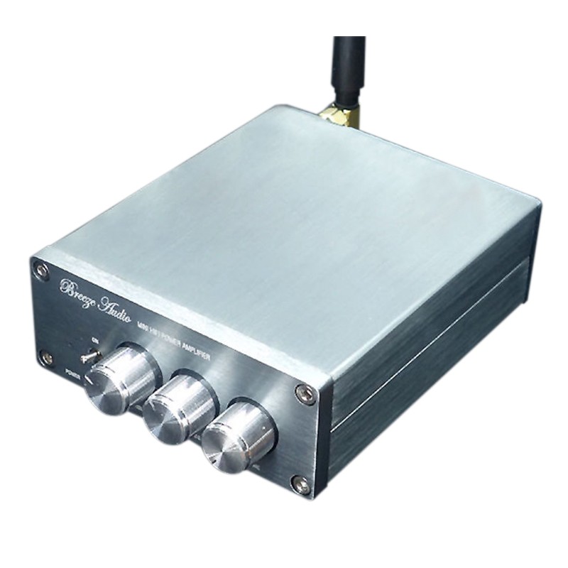HIFI 2.0 Stereo Output Digital Power Amplifier TPA3116 50Wx2 With High and bass