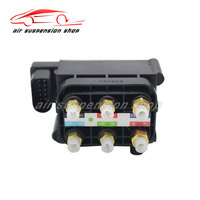 4F0616013 Air Spring Suspension Ride Supply Solenoid Valve Block for Audi A8 D3 S8 4E A6 4F C6 S6 A6L Avant C5 Allroad Quattro