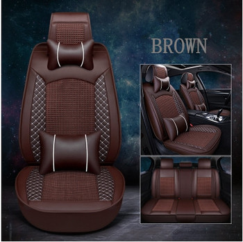 High quality & Free shipping! Full set car seat covers for Lexus RX 270 350 450h 2014-2009 breathable comfortable seat covers