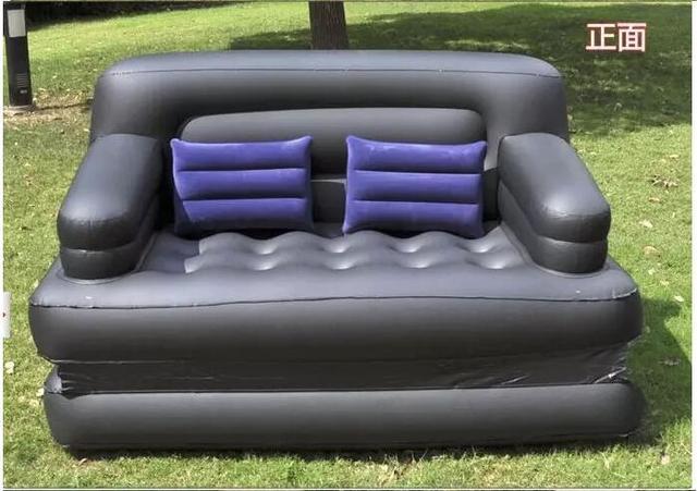 Bed En Bank Ineen.Massaal Pvc Vijf In Een Outdoor Sofa Bed Appartement Vouwen Naief