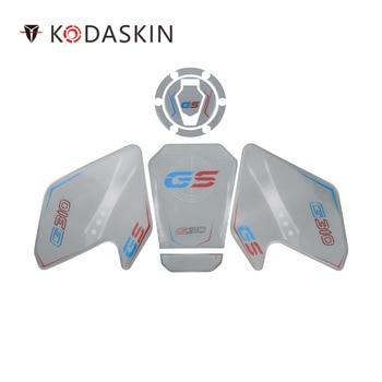 KODASKIN Motorcycle for BMW G310GS 3D Epoxy Resin Applique Tank Pad Sticker Decal Emblem GRIPPER STOMP GRIPS EASY