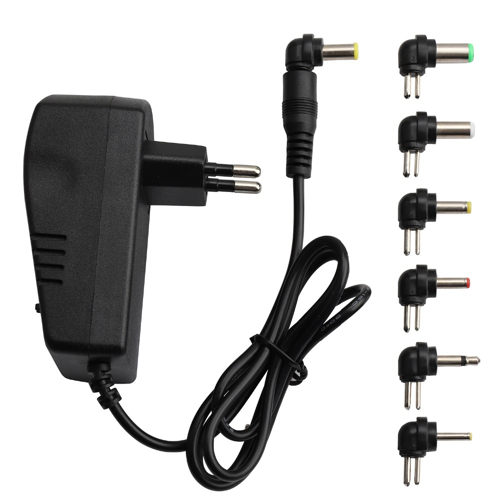 Voltage Adjustable universal power <font><b>adapter</b></font> 110 220V to 12V 3V <font><b>4.5V</b></font> 6V 7.5V 9V AC <font><b>DC</b></font> <font><b>adapter</b></font> 3A Max 12 Volt power supply adaptor image