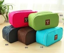 Multi-function Nice Makeup Bag Portable Unisex Waterproof Travel Cosmetic Case Underwear Lightweight Storage Bags Free Shipping