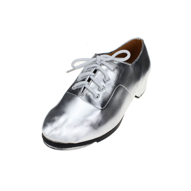 db5800ff96b8 MSMAX DA02 Children Dance Shoes Boys Patent Leather Professional ...