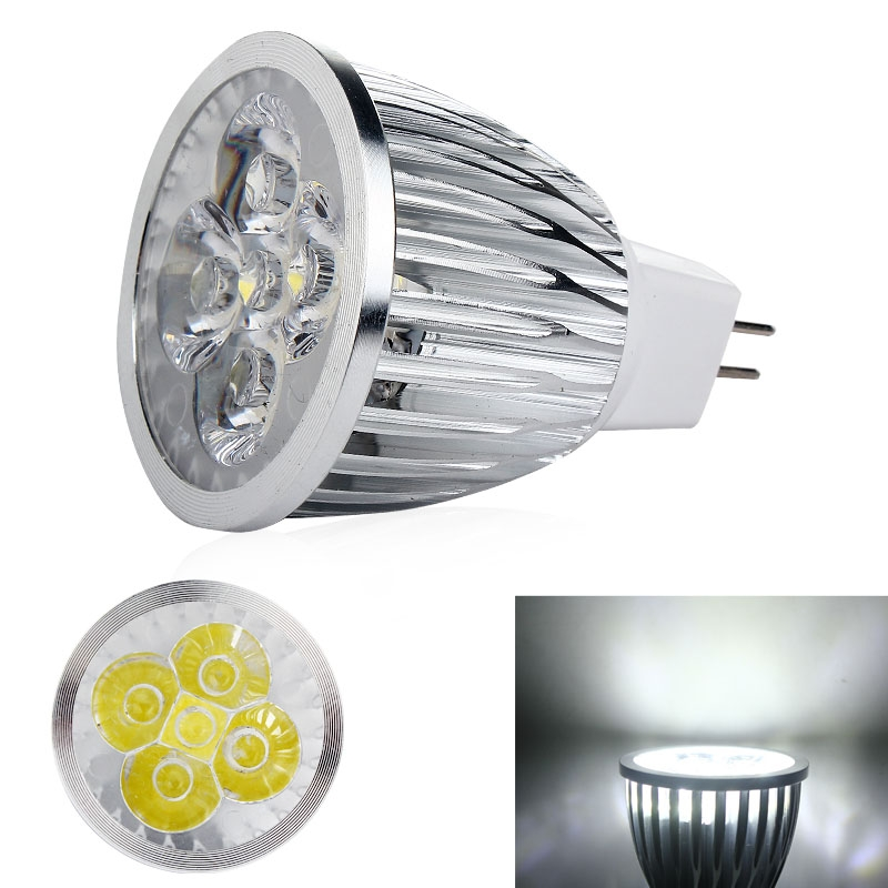 Hot Selling MR16 High Power 15W Aluminum Alloy LED Lamp Spotlight Cool White 12V