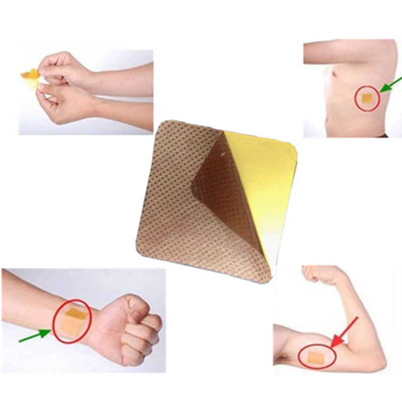 200pcs/lot Stop & Quit Smoking Patch Anti Smoke Patch Natural Ingredient Smoking Cessation Plaster Health Care Therapy 2