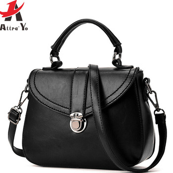 Atrra-Yo women messenger bags ladies women shoulder bag high quality leather bag