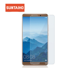 Suntaiho NEW 9H Tempered Glass Ultra-thin For Huawei Mate 10 Screen Protector For Huawei Mate 10 pro (Non-full screen)