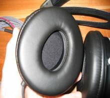 Sony mdr CD750 CD850 CD950 CD1700 mdr cd سماعة استبدال كؤوس الأذن وسادة وسادة الأذن الأذن الأذن غطاء الأذن إصلاح أجزاء