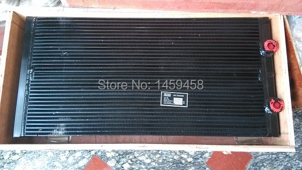 WJIER air cooler oil cooler water cooler for screw air compressor 1613801200 brand new oil cooler cover for 4be1 4bc2 4bf1 npr ks22 8 94438 371 0 oil cooler covers