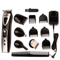 Multifunction Haircut Hair Styling Tools Set Electric Hair Clipper Shaver Rechargeable Beard Shaver Razor Ear Nose Hair Trimmer