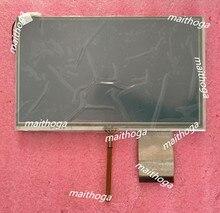 Maithoga 7,0 pulgadas 262 K 60 P pantalla LCD TFT con Panel táctil HSD070IDW1 E11 Panel de visualización del coche 800 (RGB) * 480