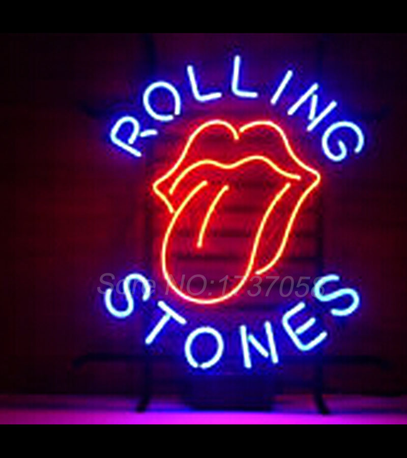 2015 Neon Sign Custom Neon Sign New Rolling Real Glass