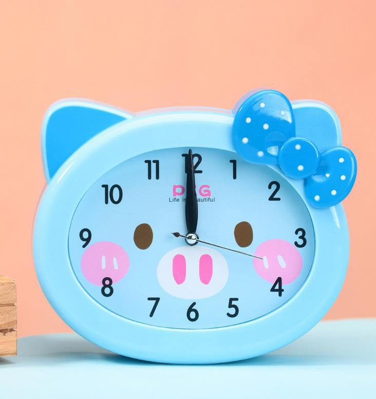 aliexpress : buy new sale kawaii student alarm clock cartoon