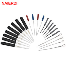 Hardware Pick-Set Hand-Tools Locksmith-Supplies Auto-Extractor Naierdi-Lock Broken-Key