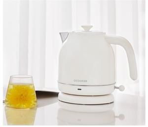 Image 4 - Электрический чайник с контролем температуры, большой емкости 1,7л с часами