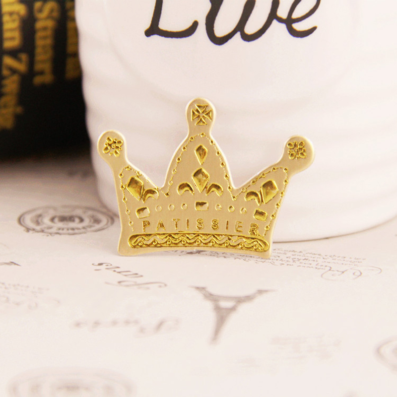 100Pcs Gold Princess Crown Cake Topper Favors Party Cupcake Picks Baby  Shower Wedding Birthday Cake Decorations Tools  In Cake Decorating Supplies  From Home ...