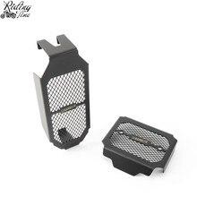 Защитный кожух масляного охладителя мотоцикла решетка радиатора Защитная крышка протектор для Ducati Scrambler 800 scrambler800