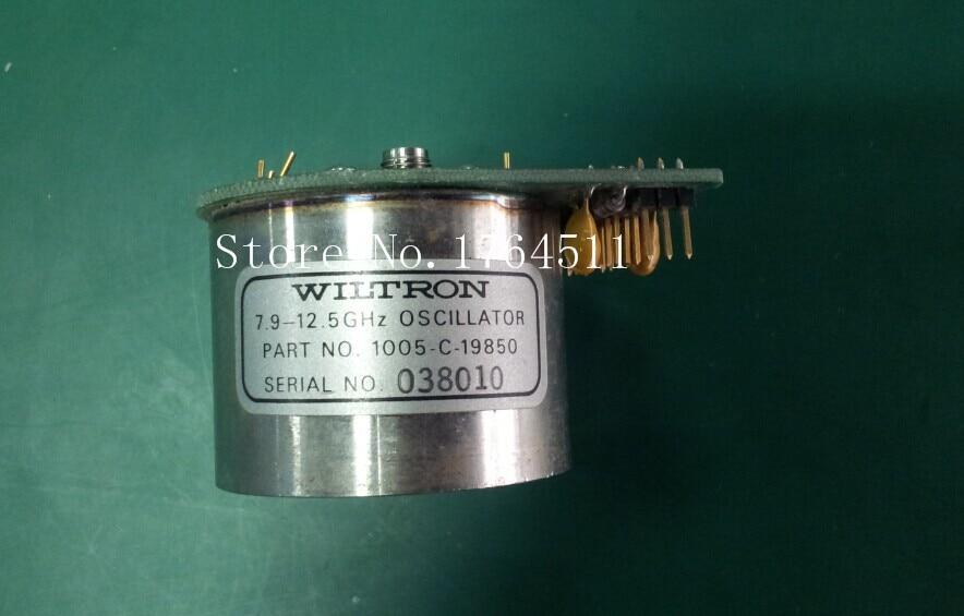 [BELLA] WILTRON 1005-C-19850 7.9-12.5GHZ YIG 15V VCO