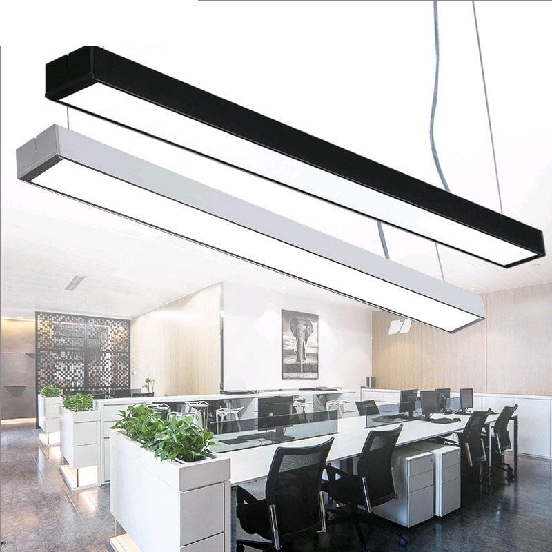 Illuminazione Neon Per Ufficio.Ufficio Lampadari Luci Di Striscia Del Led Edificio Per Uffici
