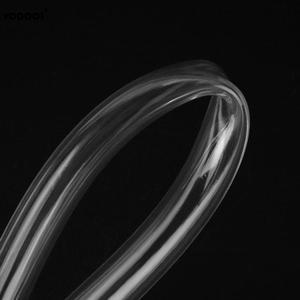 Image 5 - VODOOL 2m/6.56FT 9.5X12.7mm Tube de tuyau en PVC Transparent ordinateur PC refroidissement par eau tuyau souple CPU GPU bloc de refroidissement par eau adaptateur