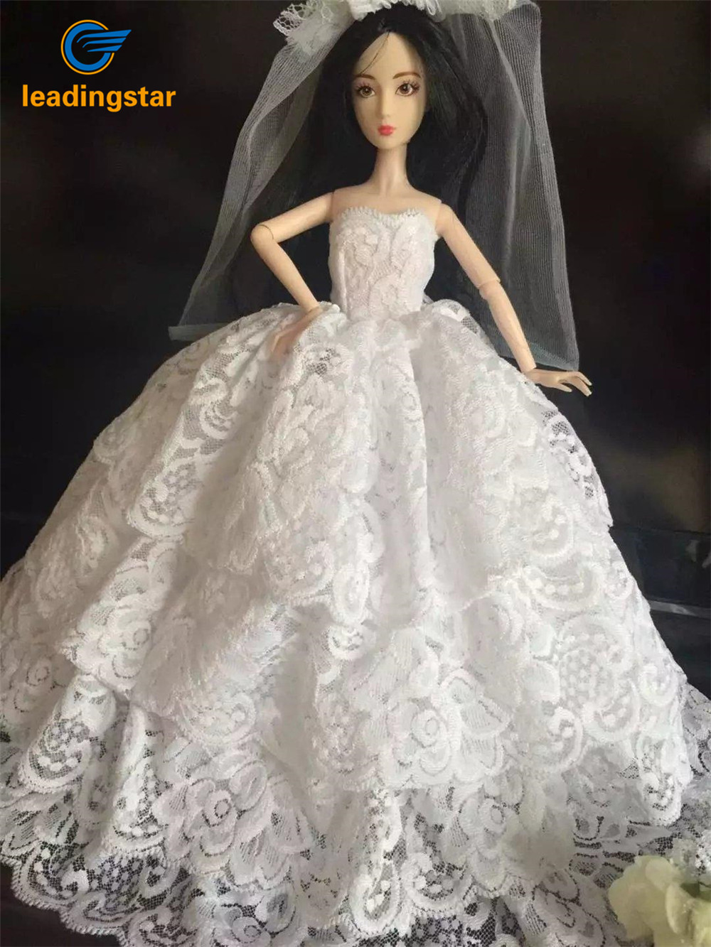 Compare Prices on Barbie Bridal Gown- Online Shopping/Buy Low ...