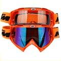 2016 New Arrival moto helmet goggles KTM For Professional motocross goggles motorcycle glasses glasses motocros helmet