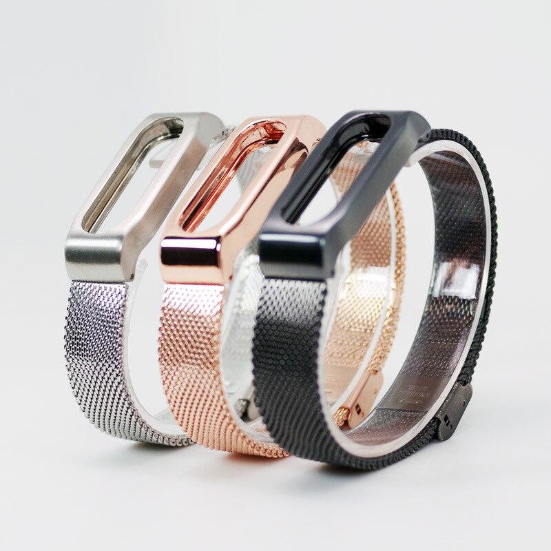 Xiaomi mi band браслет металл