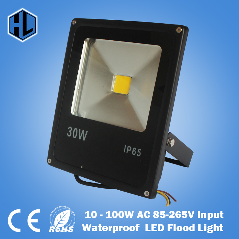 Waterproof LED Flood Light 30W Warm/Cold White /RGB/ yellow Remote Control Outdoor Lighting,LED Floodlight,spotlight,led lamp