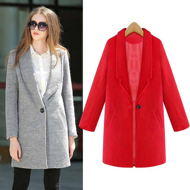Aliexpress.com : Buy New women winter wool fleece coat women's ...