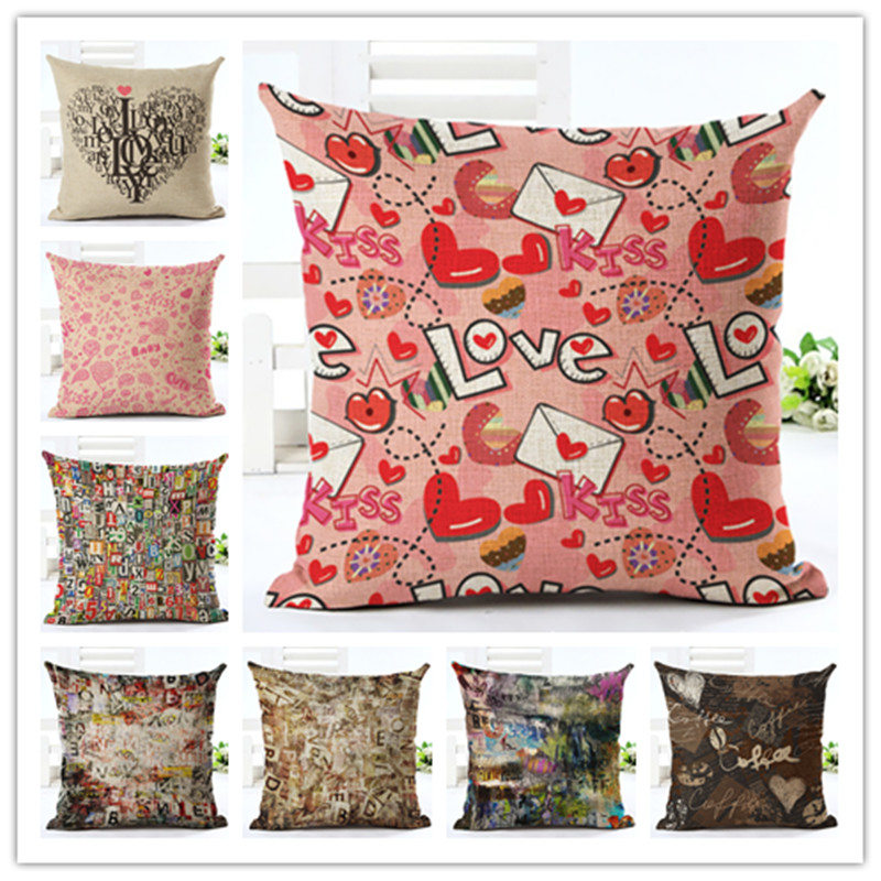 2016 High Quality Creative Fashion Sweet Lovely Love Print