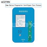 Главная Кнопка отпечатков пальцев Intelligent Tester стенд Touch ID проверьте программист для iPhone 5S/6 г/6 P/6 s/6SP/7/P/8/8 P