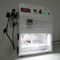 1PC 12 inch OCA vacuum laminating machine for 12 inch phone screens repaired with 220V and 110V