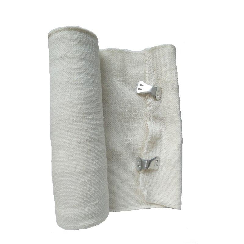 Free Shipping 15cmx450cm 4 Bags Breathable Medical Elastic Bandage For Gauze Bandage Fixed