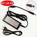 Para dell pp26l pp34l pp24l pp18l pp04s pp19l pp10l laptop cargador de batería/adaptador de ca de 19.5 v 3.34a 65 w