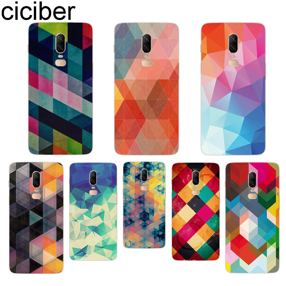 ciciber Color vintage pattern Phone Case For font b Oneplus b font font b 7 b