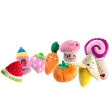 4pcs/lot Mix Colors New Plush Toys