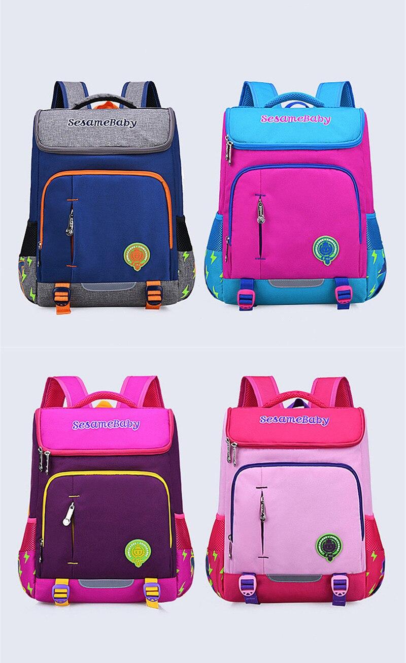 84b2ba30bdeb Мода Детская Школа Сумки 2016 Бренд Дизайн Ребенок Рюкзак В Начальной Школы  Рюкзаки Для Мальчиков И Девочек Mochila Infantil Zip рюкзак для мальчиков о.