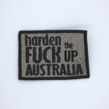 цена на Customized Letters Iron On Patch Clothes Patch For Clothing Girls Boys Embroidered Patch